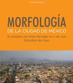 Morfología de la ciudad de México