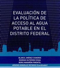 Evaluación de la política de acceso al agua potable en el Distrito Federal