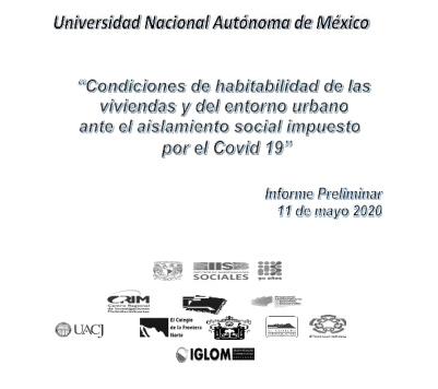 informe UNAM