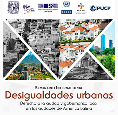 programa sem. desigualdades urbanas