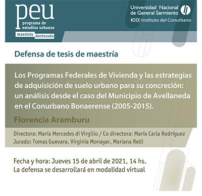 Defensa de Tesis doctorado PEU